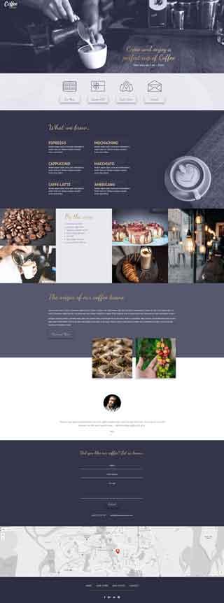 elegant-themes-coffee-layout - Mozaic Technology - Your WordPress