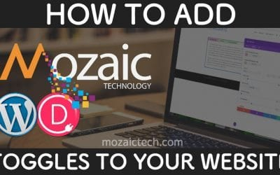 How to add toggles to your website – Divi WordPress Tutorial