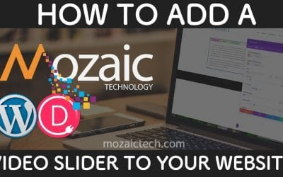 How to add a video slider to your website – Divi WordPress Tutorial