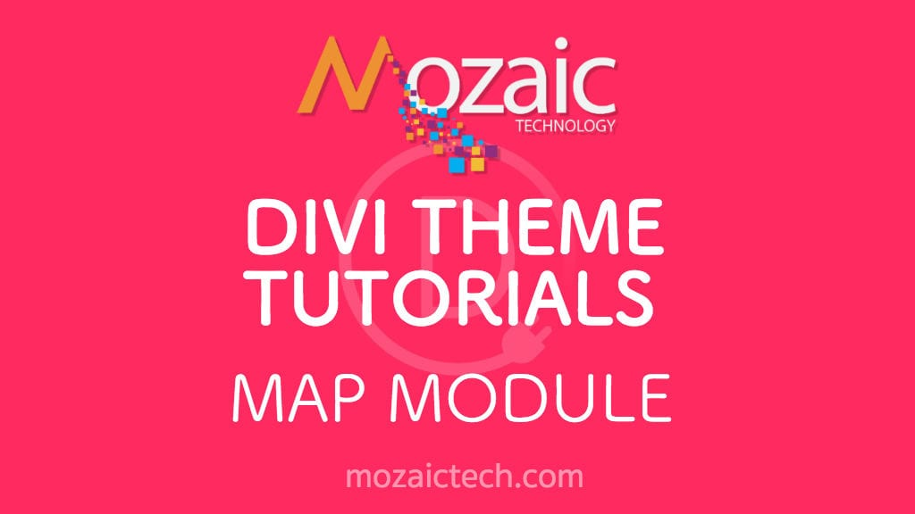 Divi 3 0 tutorial how to add a map to a web page using - Divi map module ...