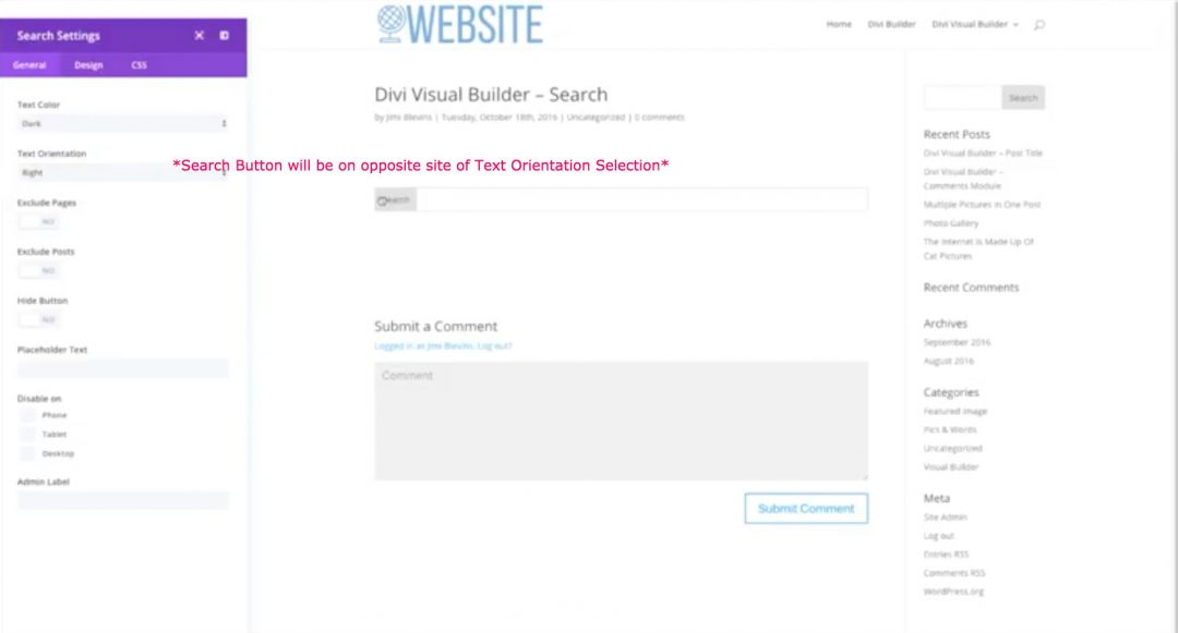 ScreenshotHowToAddASearchModule4