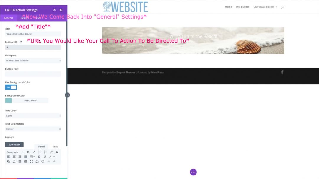 HowToAddCallToAction3